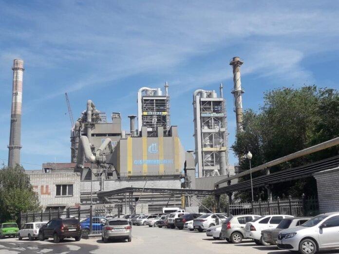 Себряковцемент, завод, производство