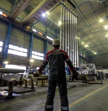алюминиевый завод, вгаз