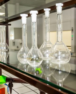 Химия, пробирки, лаборатория
