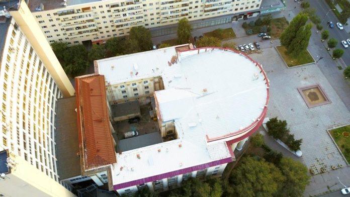 Дом Профсоюзов Волгоград