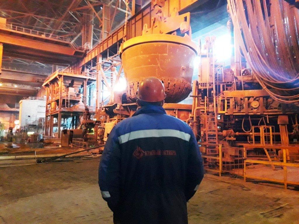 банкротство волгоградского металлургического завода красный октябрь
