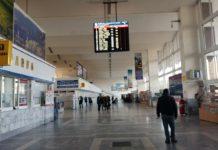 Вокзал Астрахань
