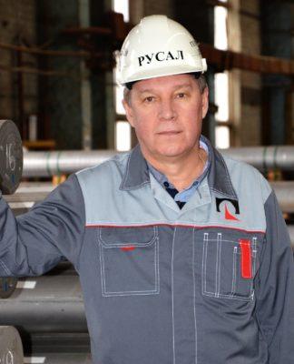 Моисеев Волгоградский алюминиевый завод