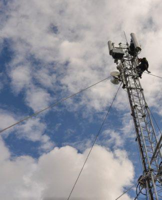 вышка сотовой связи