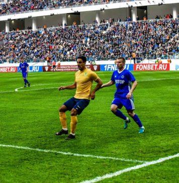 Волгоград Арена, футбол