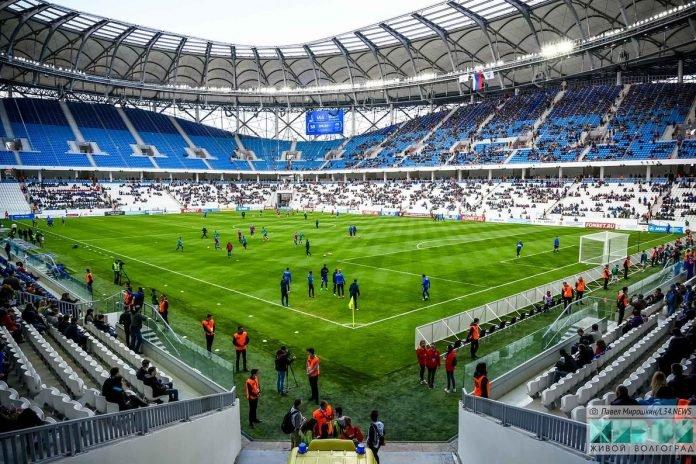 Волгоград Арена, стадион