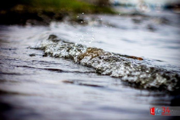 вода, река Волга