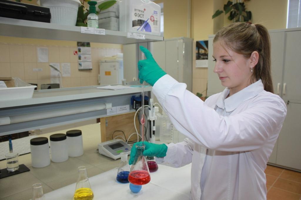 ЕвроХимВолгаКалий лаборатория