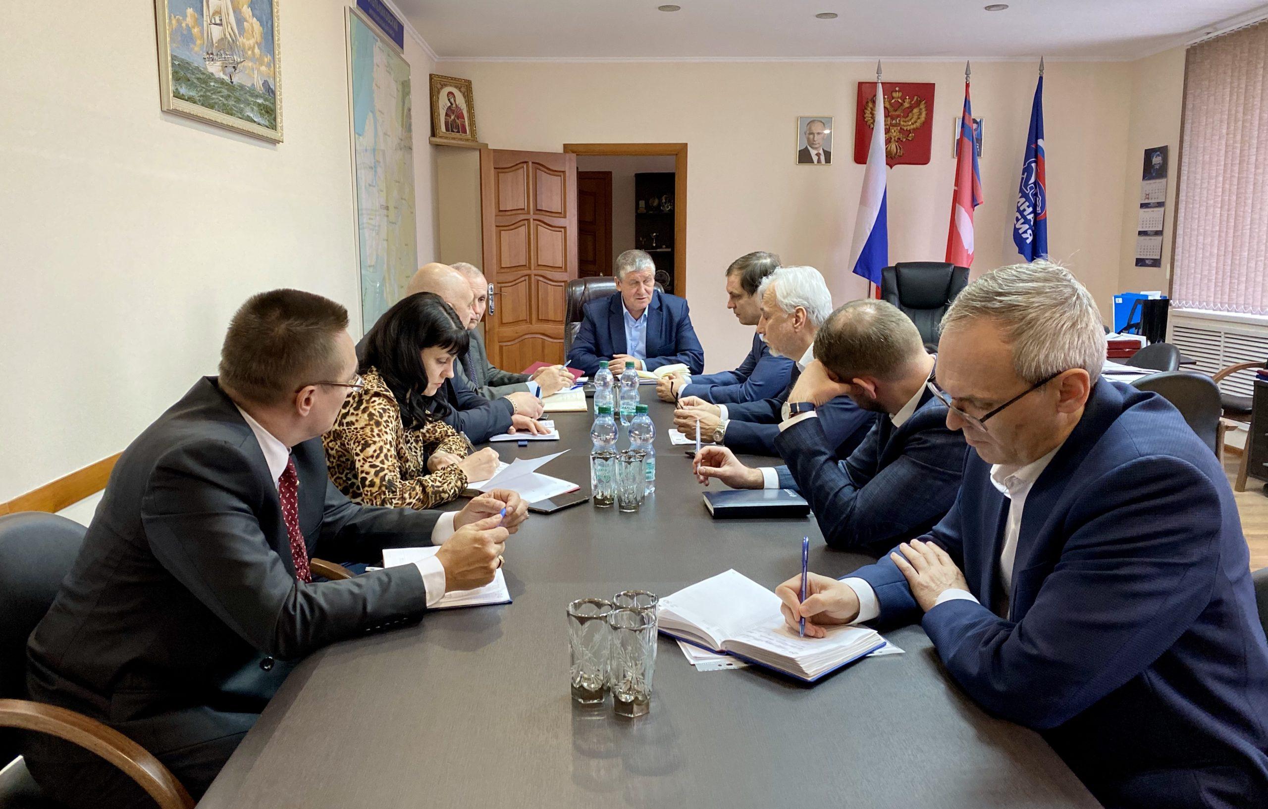 Совещание ЕвроХим ВолгаКалий
