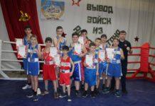 Юные боксеры Котельниково