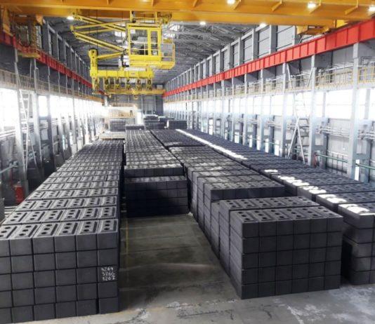 ВгАЗ анодные блоки