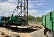 ремонт скважины в поселке Горный