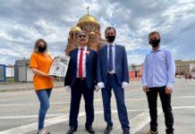 ЕвроХим ВолгаКалий парад Победы