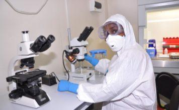 РУСАл госпиталь в Гвинее