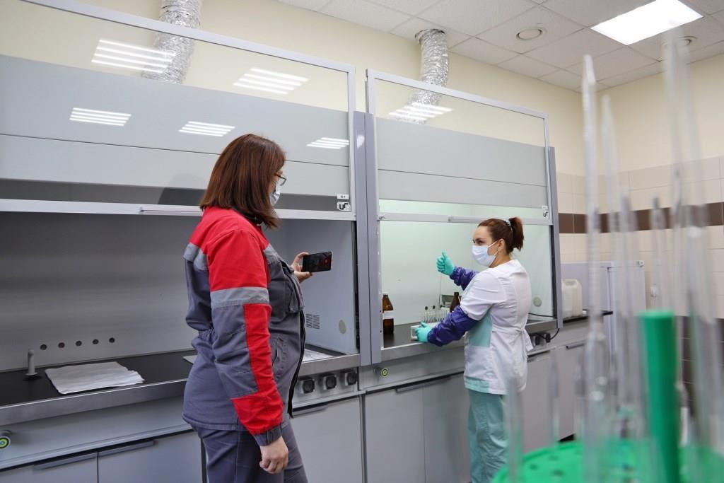 ВгАЗ аккредитация лаборатории