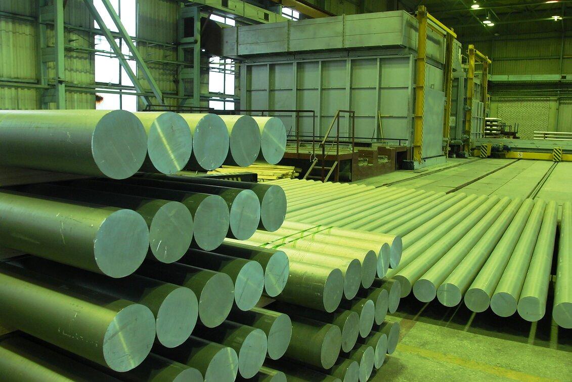 Волгоградский алюминиевый завод
