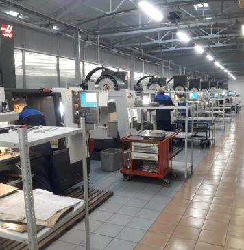 Промышленность, Завод, станок ЧПУ