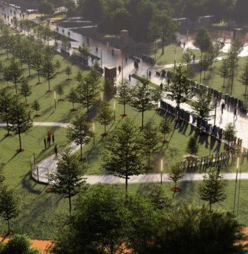 Котельниково парк